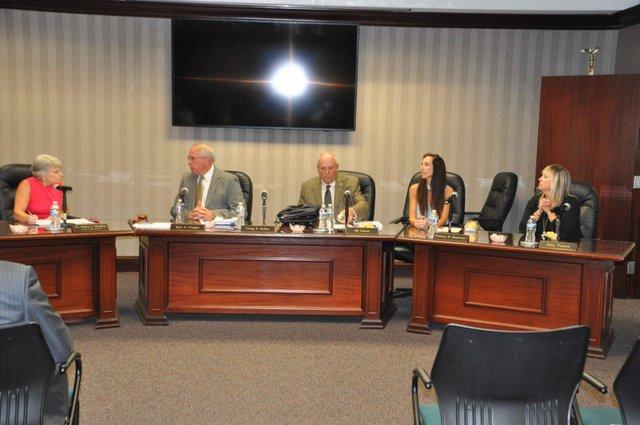 Hoover school board 7-11-17