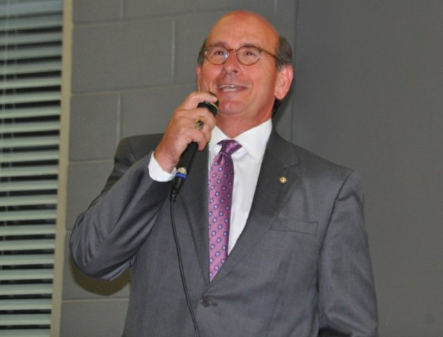 Chuck Wingate retirement 16