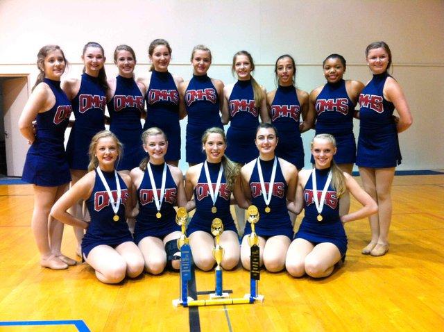 0714 OMHS Dance Team