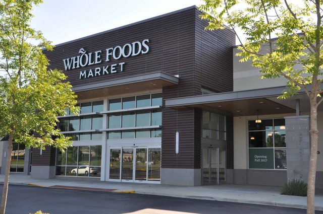 Whole Foods Market summer 2017