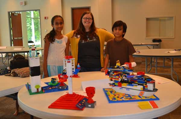 0814 LEGO competition