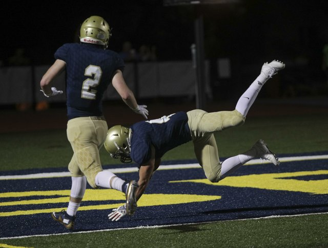 Briarwood VS Wenonah Football 2017