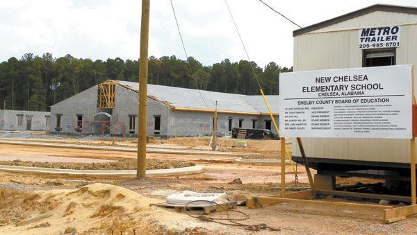 0912 Chelsea Fair Oaks Elementary construction