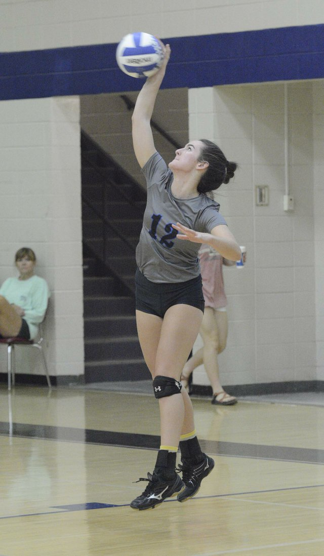 Chelsea Volleyball