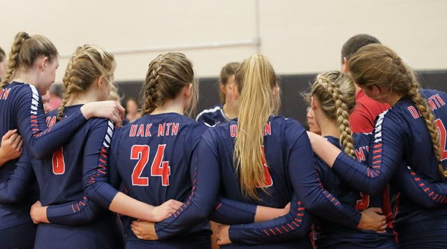 Oak Mountain Volleyball