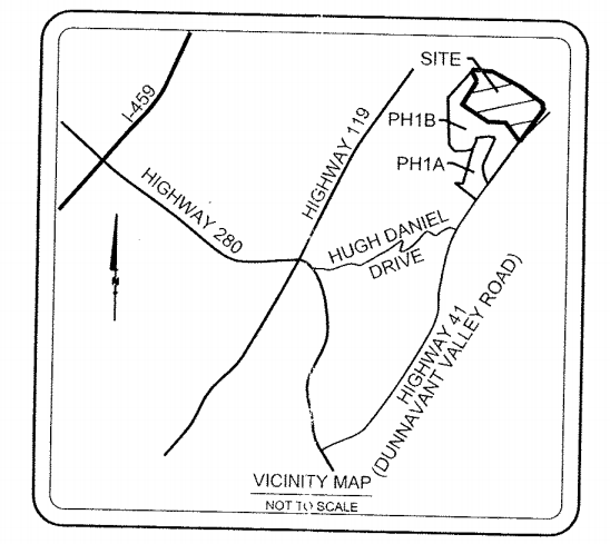Brock Point site map.png