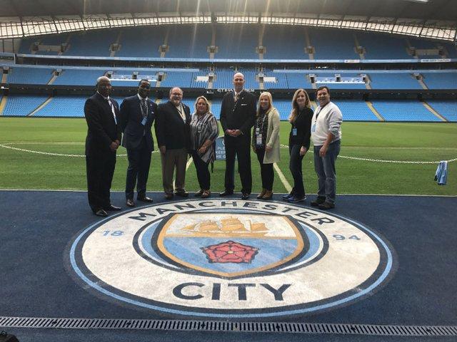 SoccerEx Manchester 1