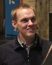 Pastor David Platt.