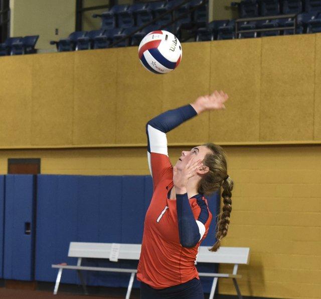 Oak Mountain Volleyball
