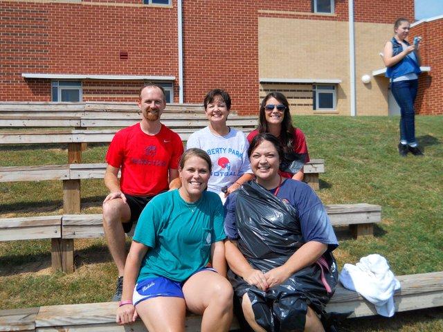 LPMS Ice Bucket Challenge