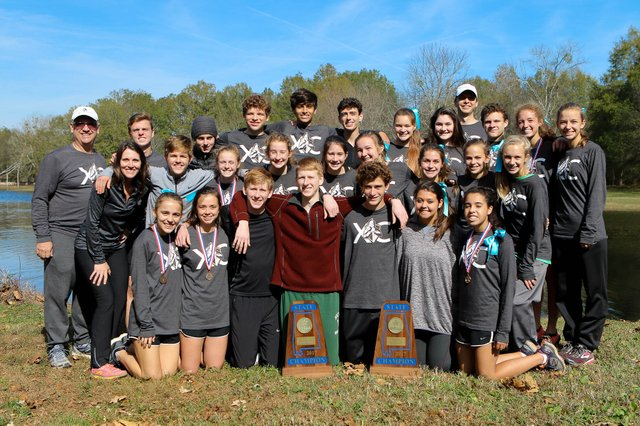 Westminster Oak Mountain Cross-Country