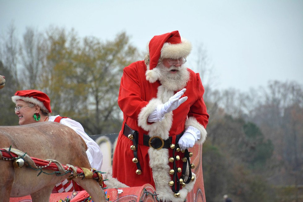 Pee Dee Christmas parades to ring in the holiday season