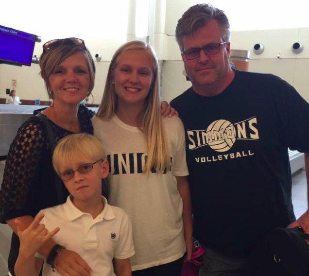 Manering family