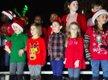 Hoover Christmas tree lighting 2017-12