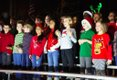 Hoover Christmas tree lighting 2017-13