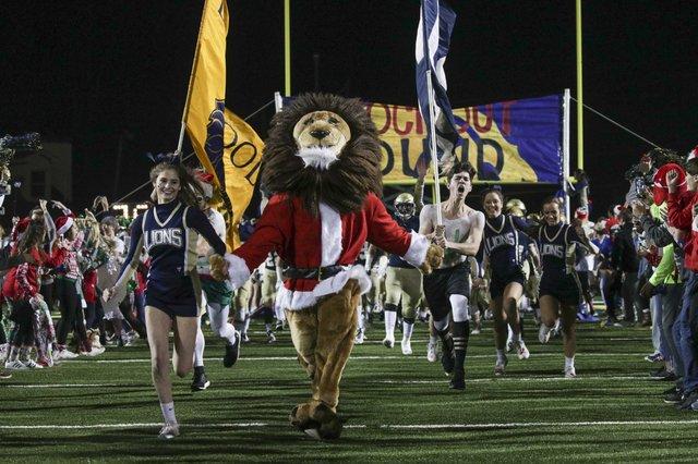 Briarwood VS St Clair County Playoffs 2017