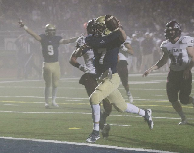 Briarwood VS St Clair County Playoffs 2017