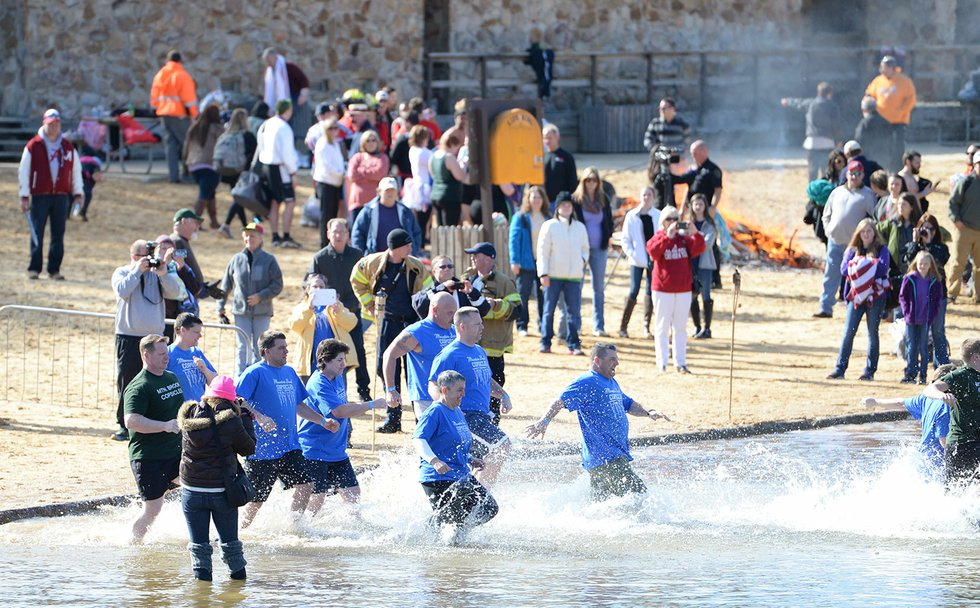 New Jersey shore towns cancel January 1 polar bear plunges