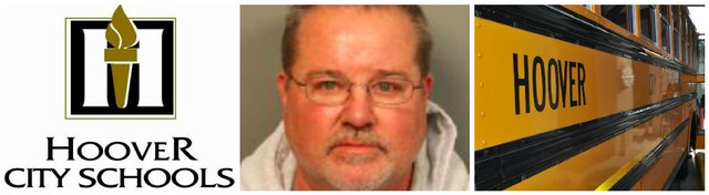 Hoover school bus driver DUI