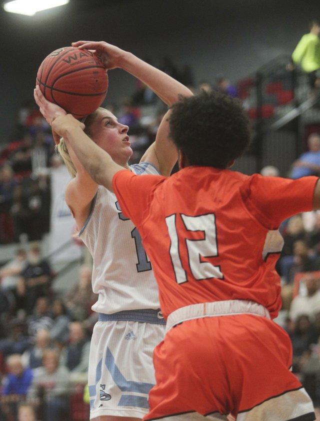 SPHS Girls Basketball VS Grissom Regionals