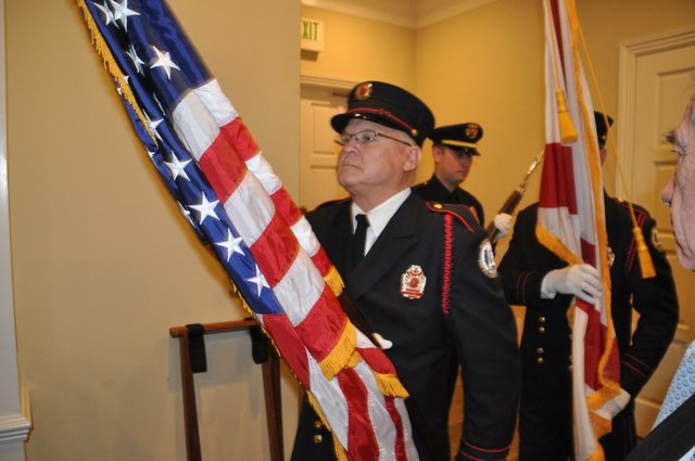 Honor guard 2-15-18