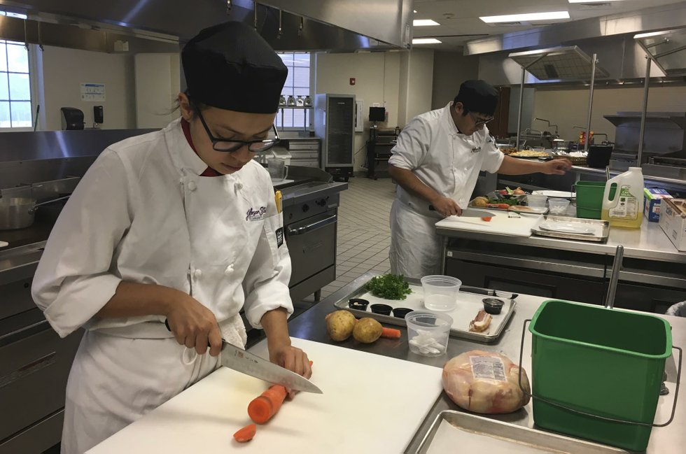 Jeff State culinary 2-16-18