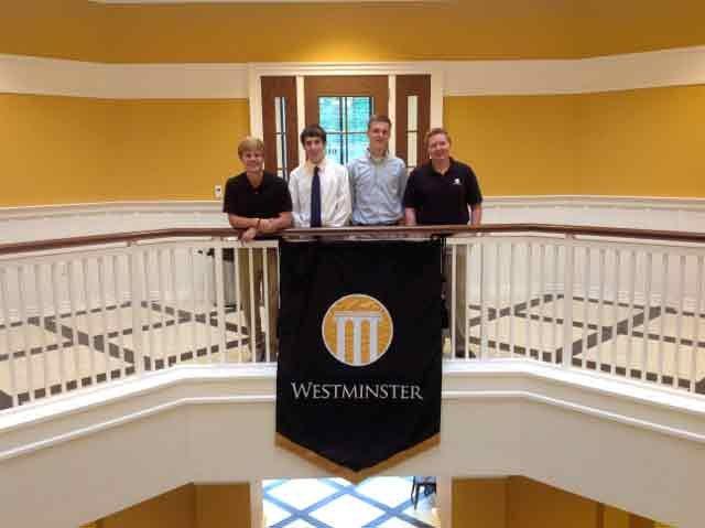 Westminster National Merit Scholar Finalists