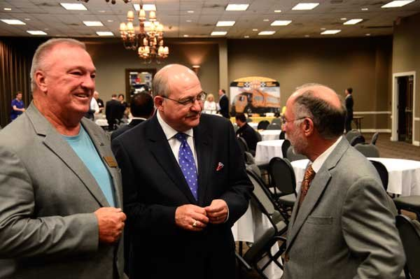 Greater Shelby Chamber of Commerce Luncheon
