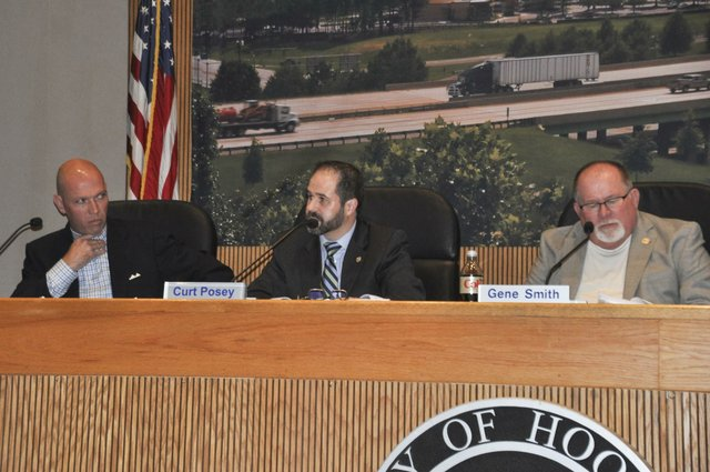 Hoover council 5-3-18