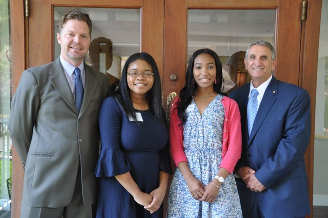 Hoover Service Club scholarships awards 2018 6