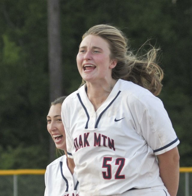 Oak Mountain Softball