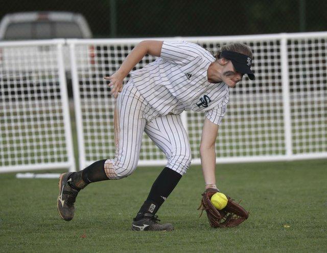 SPHS vs Fairhope Softball State Championships 2018