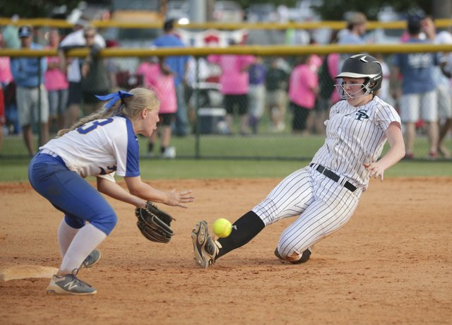 SPHS vs Fairhope Softball State Championships 2018