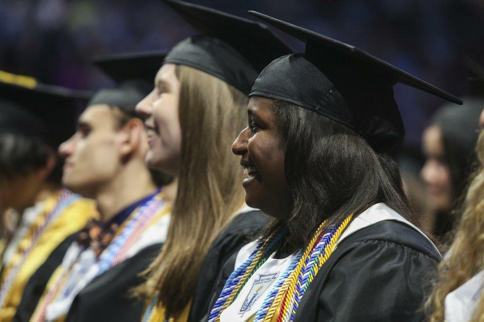 SPHS 2018 graduation