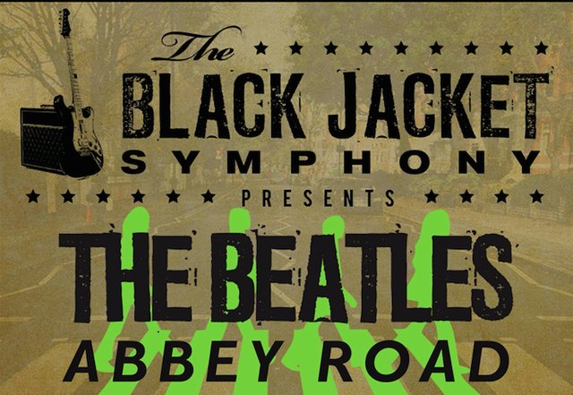 Black Jacket Symphony Abbey Road