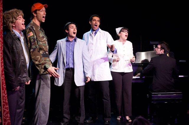 Broadway's Next H!T Musical
