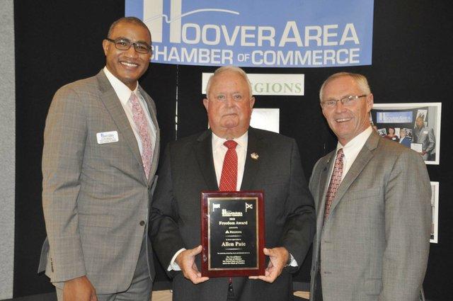 Hoover chamber 18 Freedom Award 4