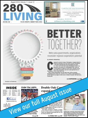 280 Living August 2018