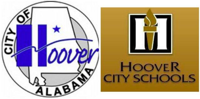 City of Hoover Hoover City Schools logos