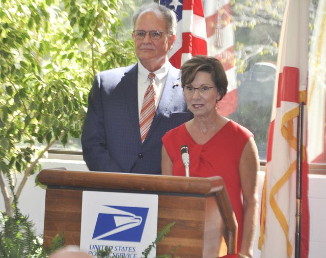Meadowbrook post office dedication 8