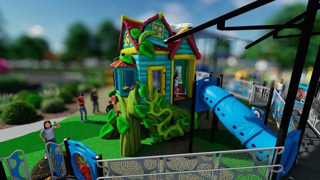 Explore playground 4