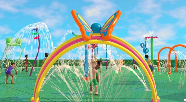 Explore splash pad 1