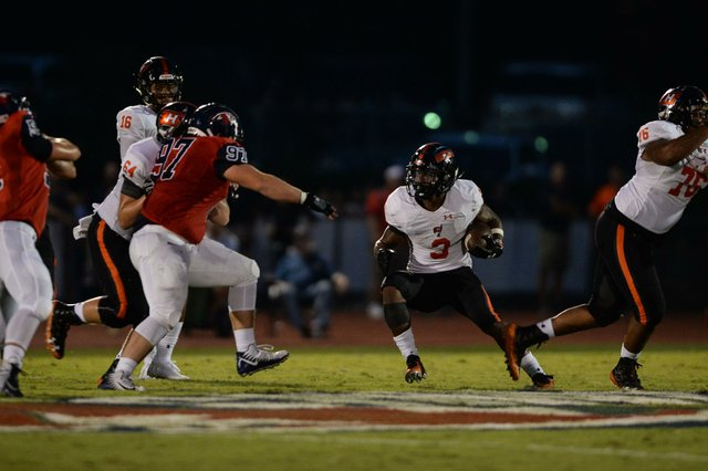 Hoover vs. Oak Mountain Football