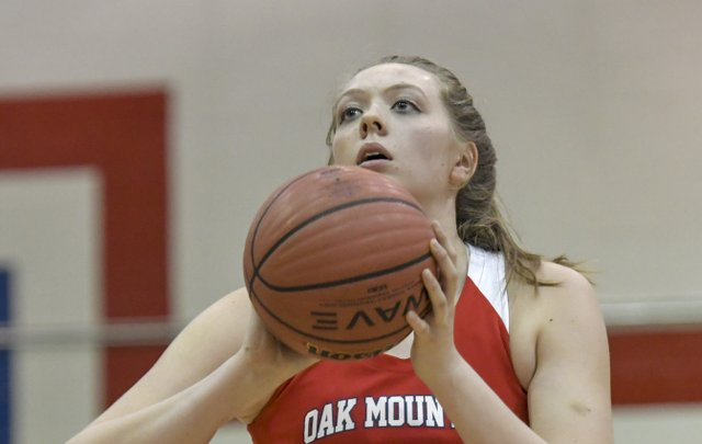 Oak Mountain vs. Homewood Girls Basketball