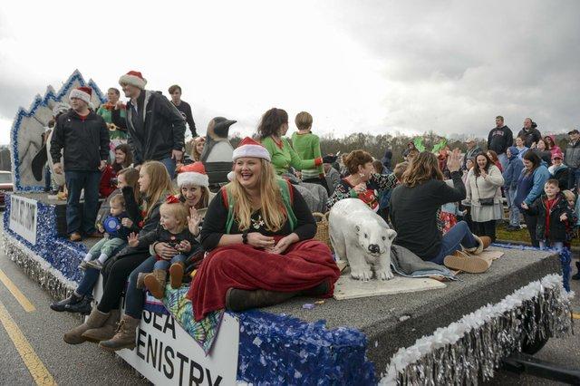 Chelsea Christmas Parade