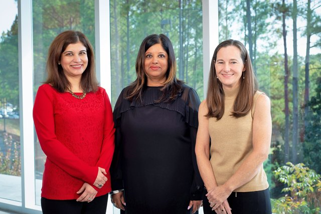 Women in Business: Dr  Saema Mirza, Dr  Anu Rao and Dr