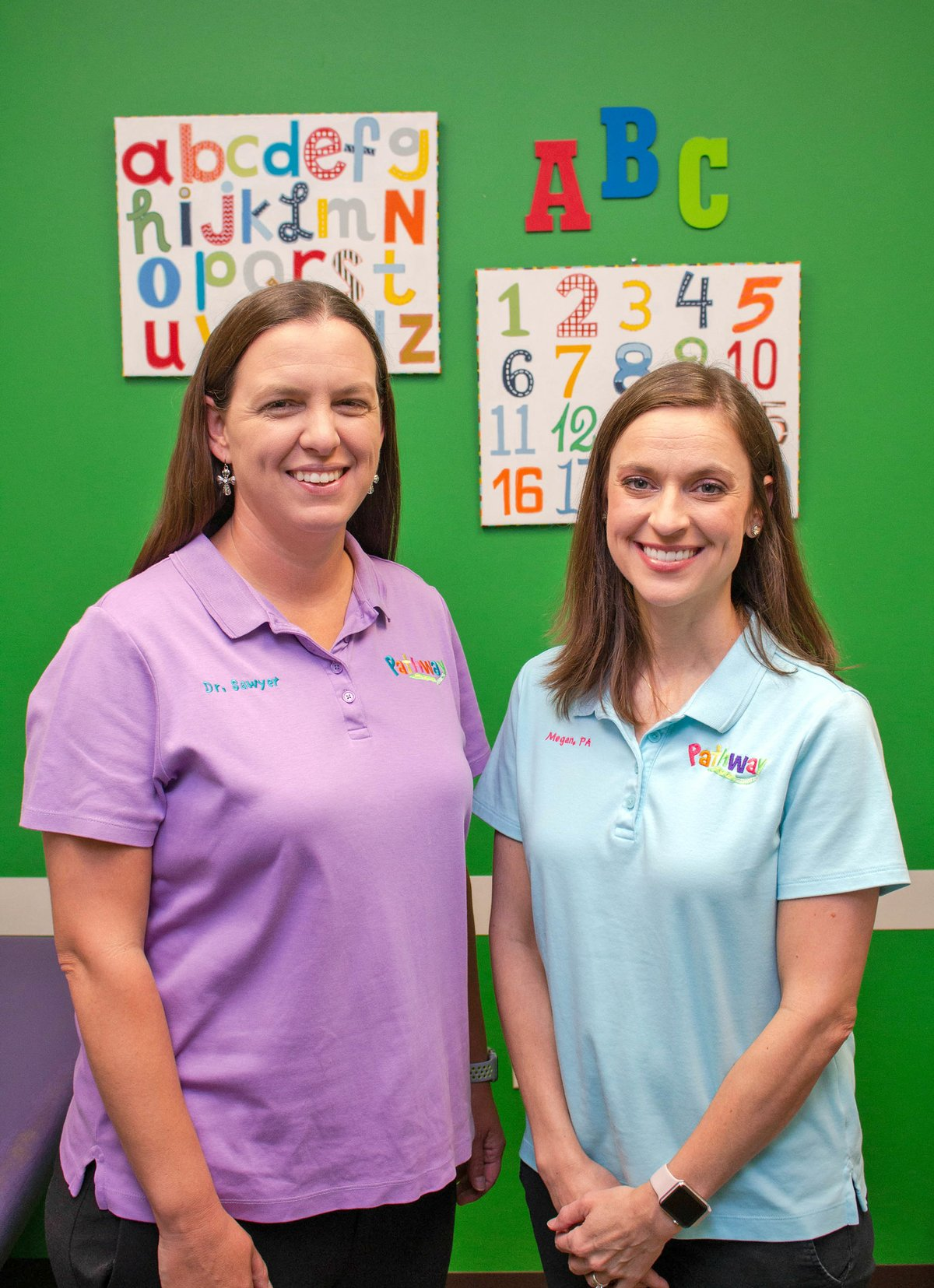 Women in Business: Leslie Sawyer, MD, and Megan Moore, PA ...