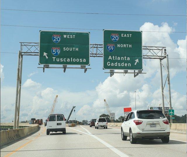 I-59/20 Bridge