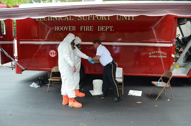 Ebola Training