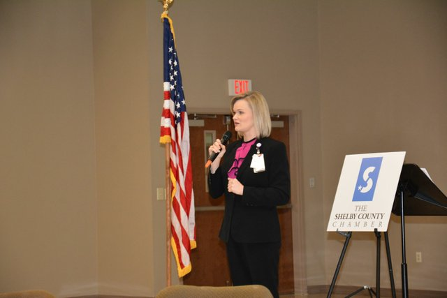 Shelby Chamber Connections Luncheon March 7